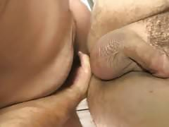 bears bareback sling fuck (with sweet nipple)