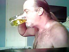 Drinking my own piss Vid4