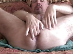 Cum From Ronnie's Hole
