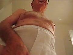 Grandpa piss