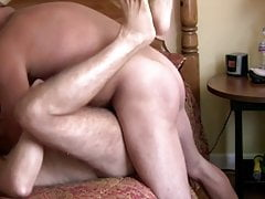 Taking a Load of Mexican Cum