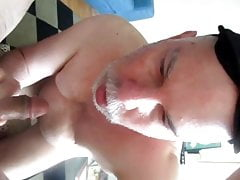 Bubble Butt Str8 Dom Puts My Head Game To The Test.