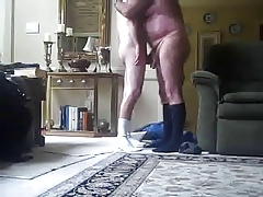 daddies in socks fucking