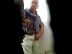 Public Toilet Spy #4