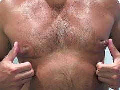 Male nipple enlargement