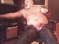 Smoking Leather Fun