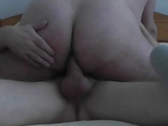 Intense bb - me enjoying the cock