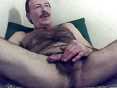 Daddy Jerking it Pt.1