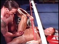 Beefed Wrestlers