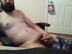 SEXY BEARDED GUY - HAIRY BUSH