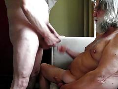 Buddy sucking my dick