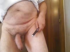 My first small insertion