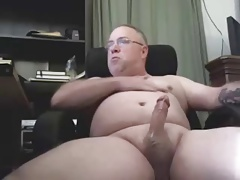 Smooth Jerk-Off Session