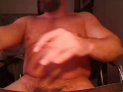 THICK BEEFY DADDY JACKOFF AND EAT CUM