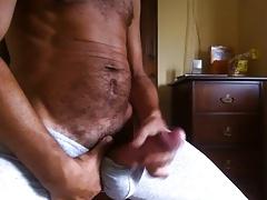 Big dick, huge load