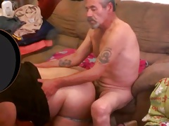 NOT my old uncle catch me crossdressing and fuck my ass