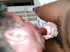 Getting head from a Daddy.....leave comments