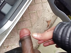 PM meets Mark & drives naked (cardate)